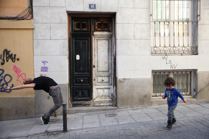 Madrid urban photography
